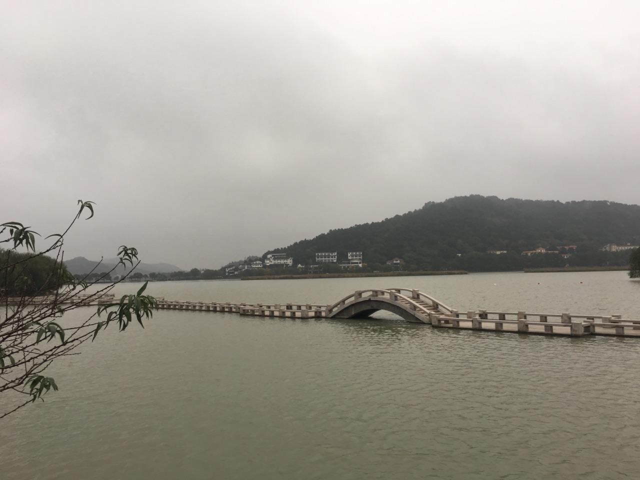 【攜程攻略】浙江南北湖景點,朋友推薦,在景區農家樂