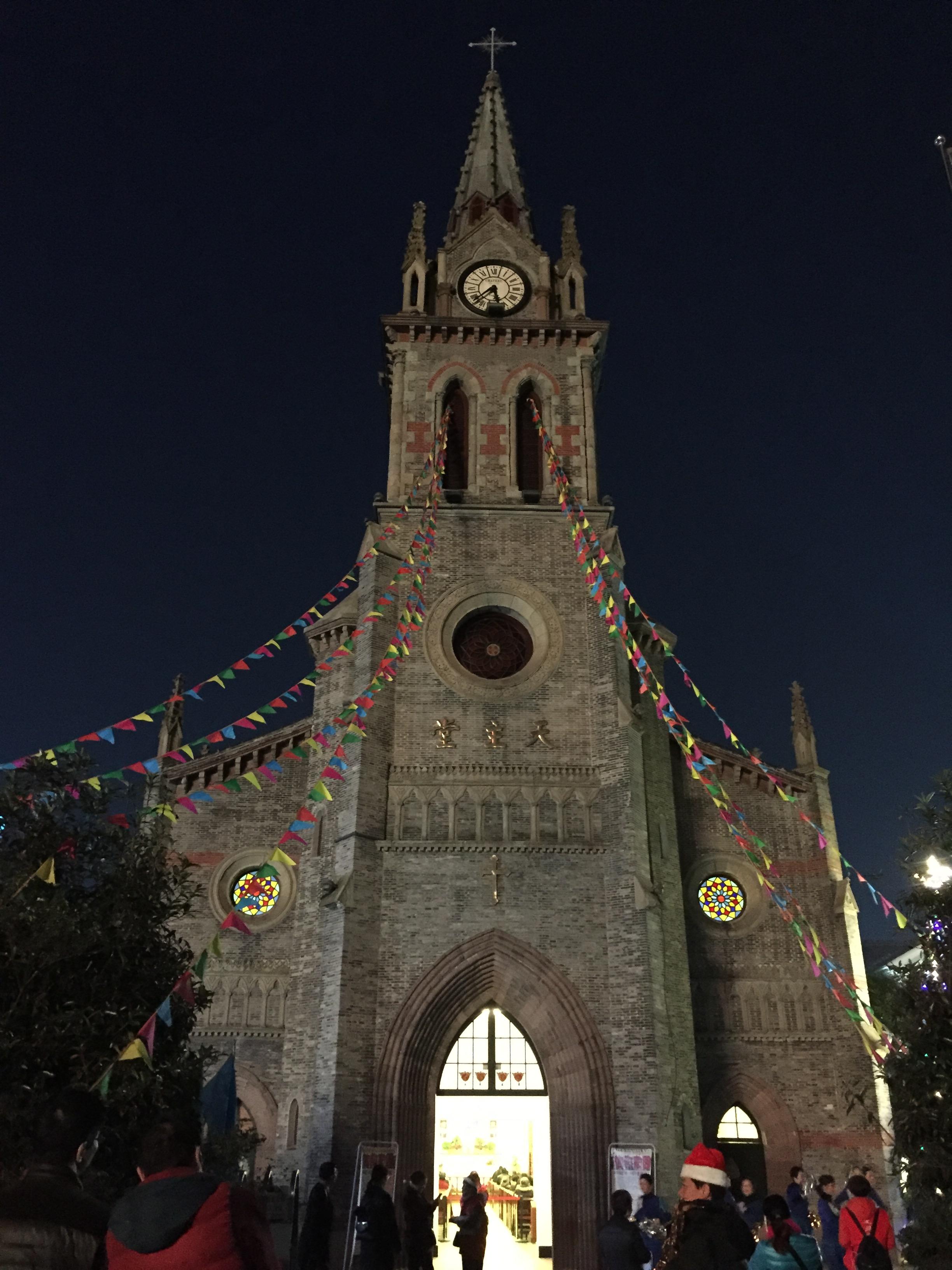 江北天主教堂