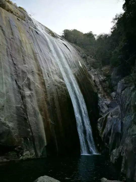 壁纸 风景 旅游 瀑布 山水 桌面 540_720 竖版 竖屏 手机