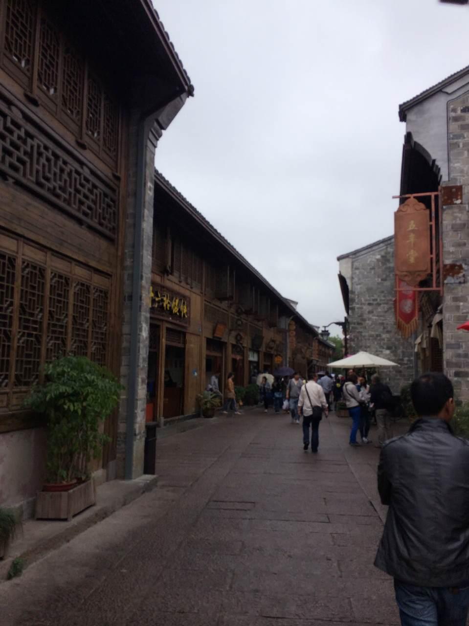 【携程攻略】宁波南塘老街好玩吗,宁波南塘老街景点样