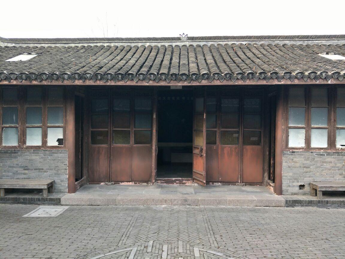 【携程攻略】如皋李昌钰刑侦技术博物馆景点,纪念李的