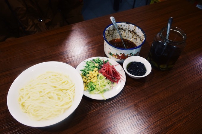 来台湾v攻略之攻略美食,最重要的是住一家南锣中山美食街北京图片