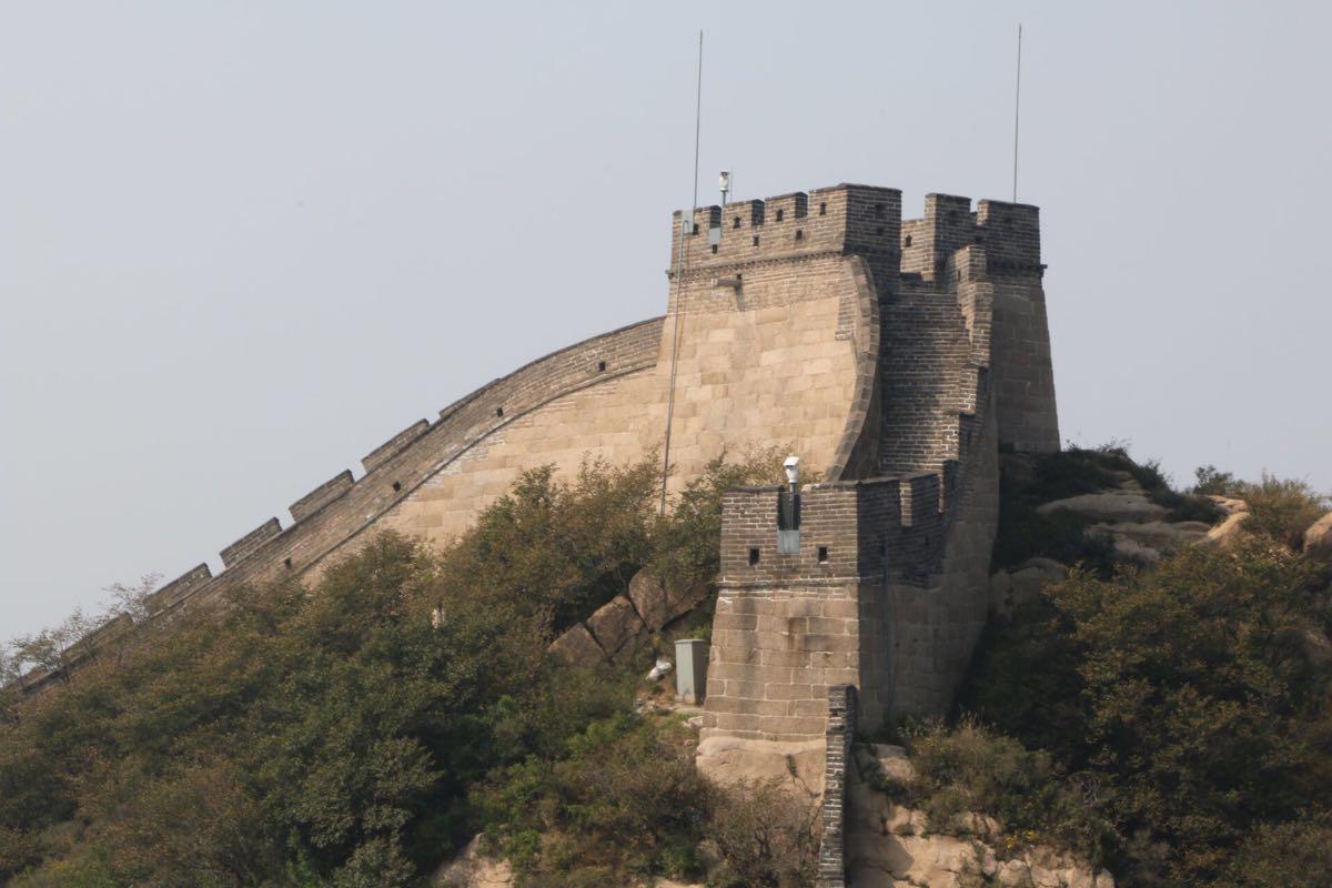 【携程攻略】北京延庆八达岭长城好玩吗,延庆八达岭样