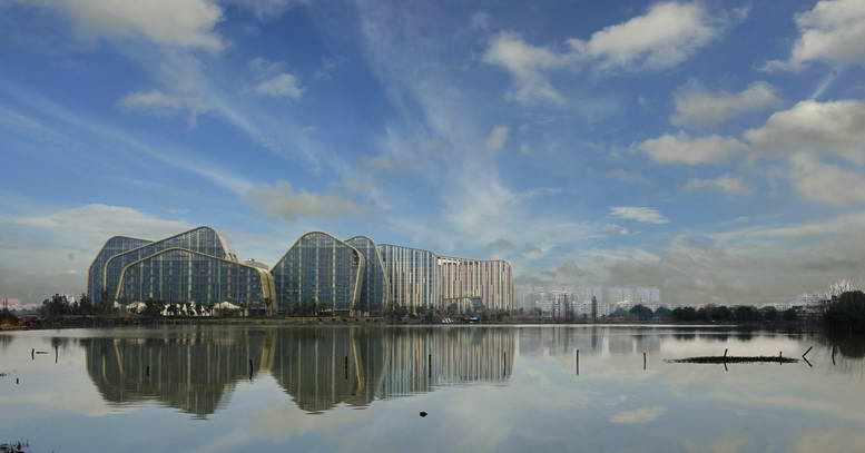 杭州山水组合设计公司