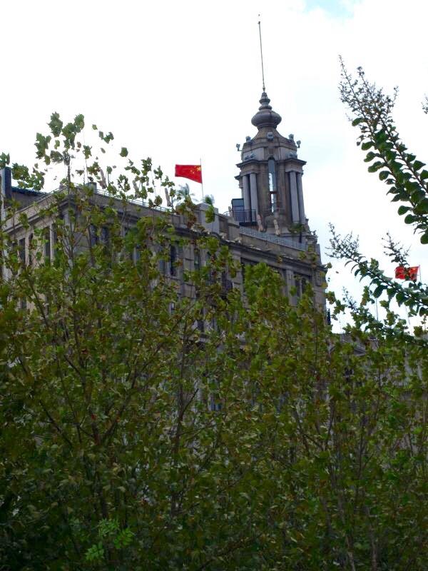 上海最早的钢框架结构建筑之一