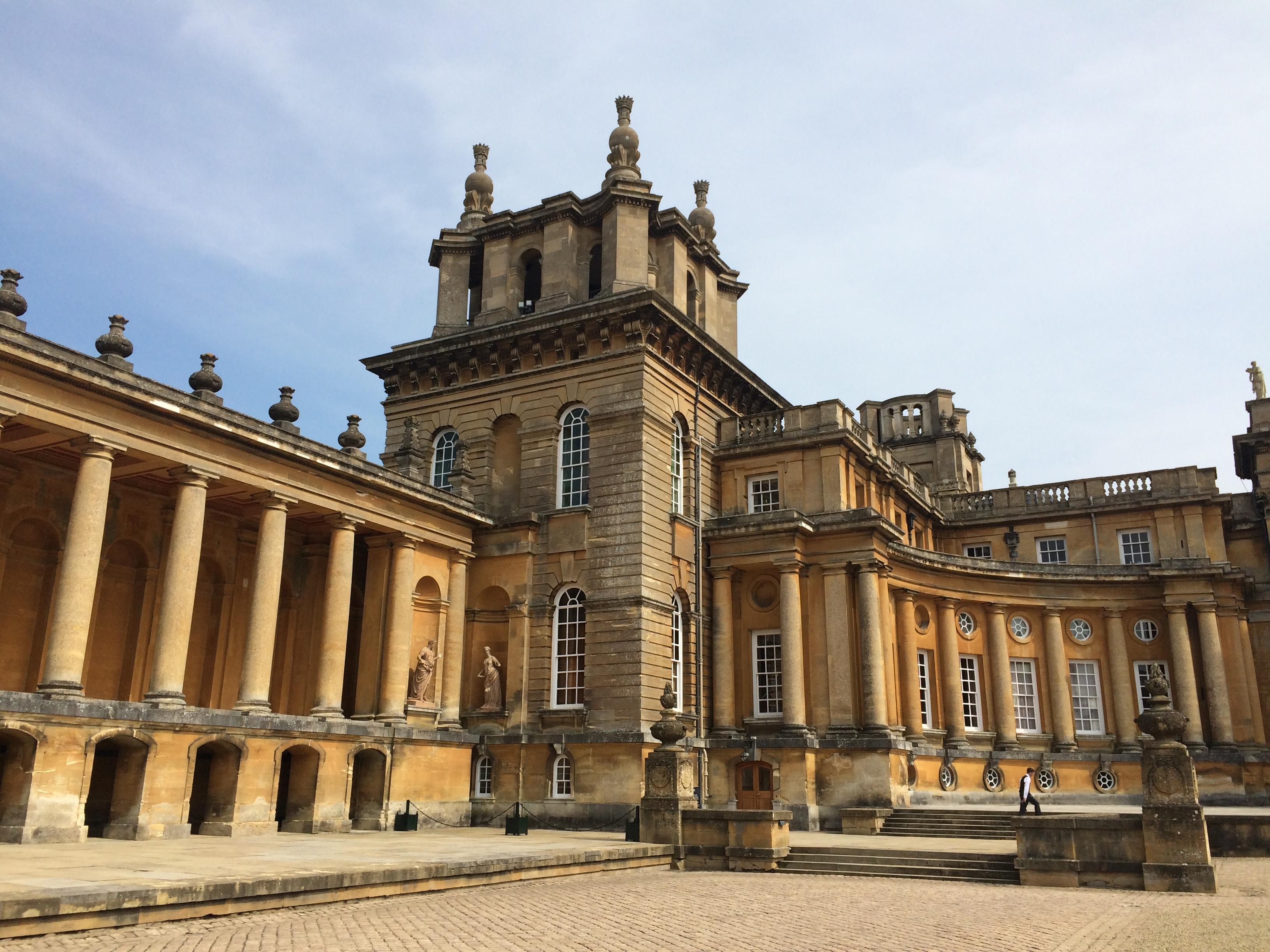 【携程攻略】牛津丘吉尔庄园景点,英国的庄园世界闻名图片