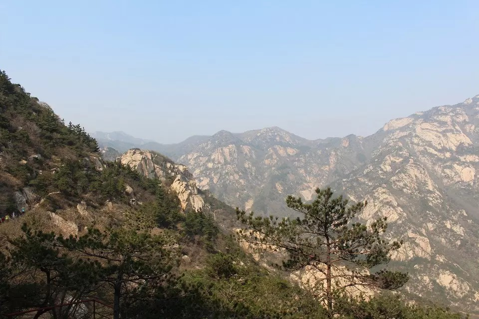 罗山国家森林公园图片