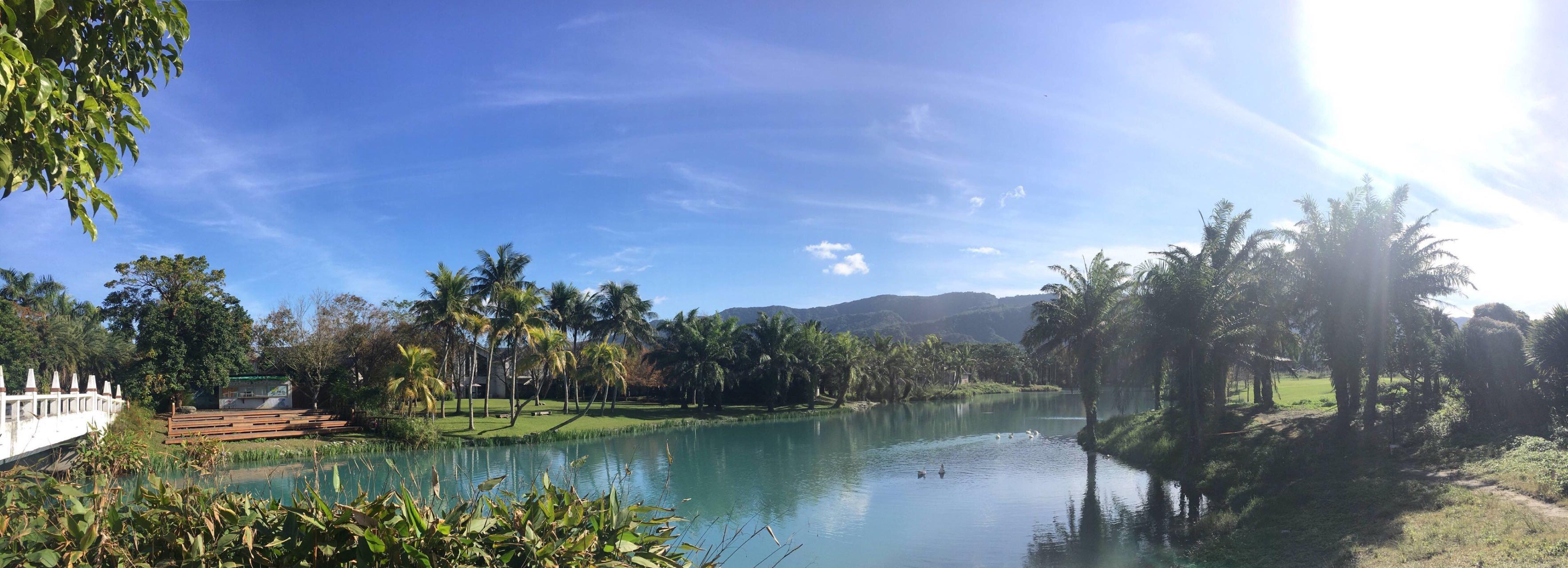 云山水自然生态农庄