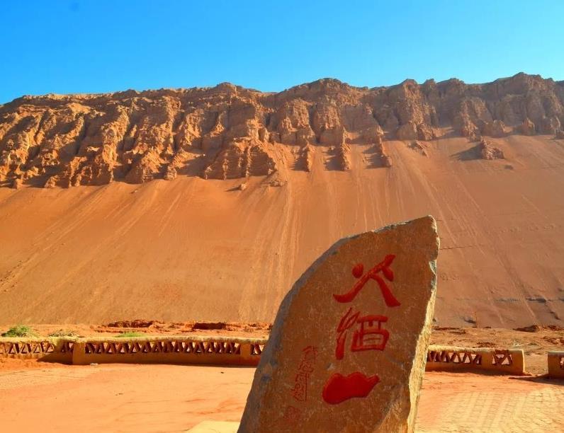 【携程攻略】新疆火焰山适合朋友出游旅游吗,火焰山