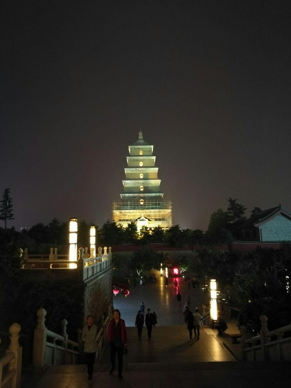【携程攻略】陕西西安大雁塔(大慈恩寺)好玩吗,陕西大