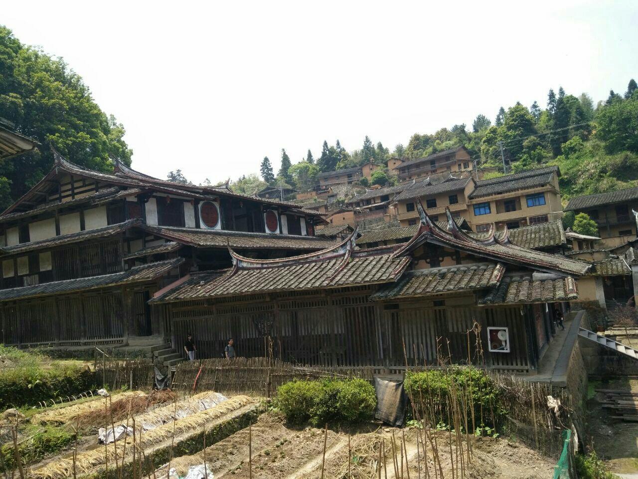 桂峰古民居