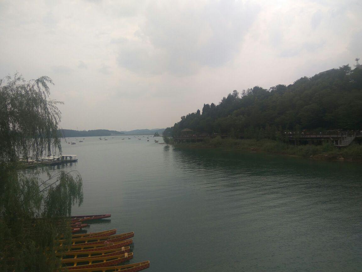 【攜程攻略】簡陽三岔湖風景區好玩嗎,簡陽三岔湖風景