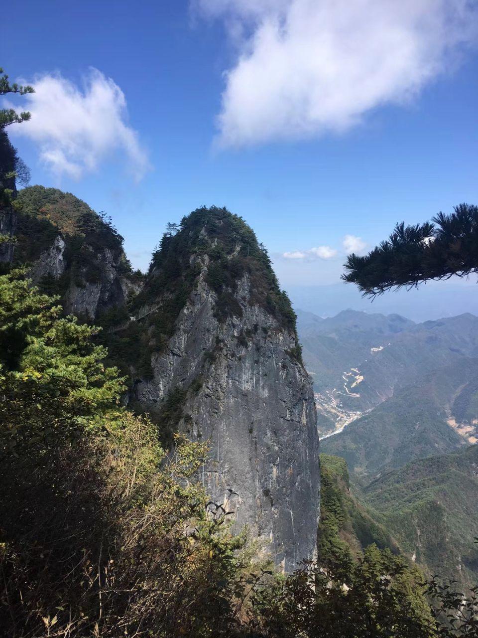 天竺山国家森林公园旅游景点攻略图图片