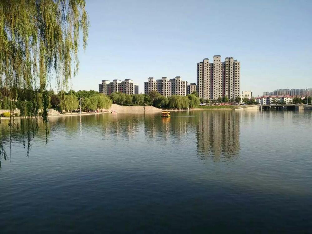 【攜程攻略】鹿泉區海山公園景點,挺不錯地方,風景,也