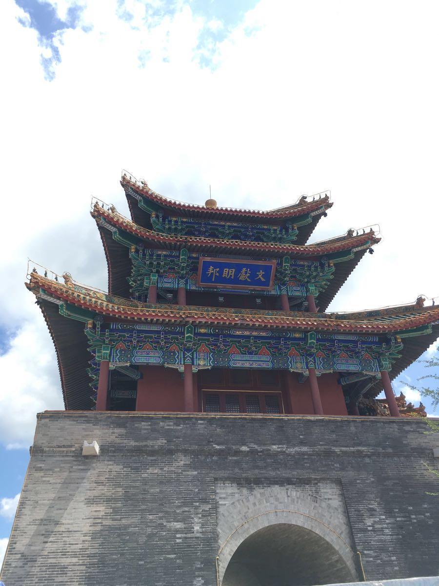 永宁古城图片