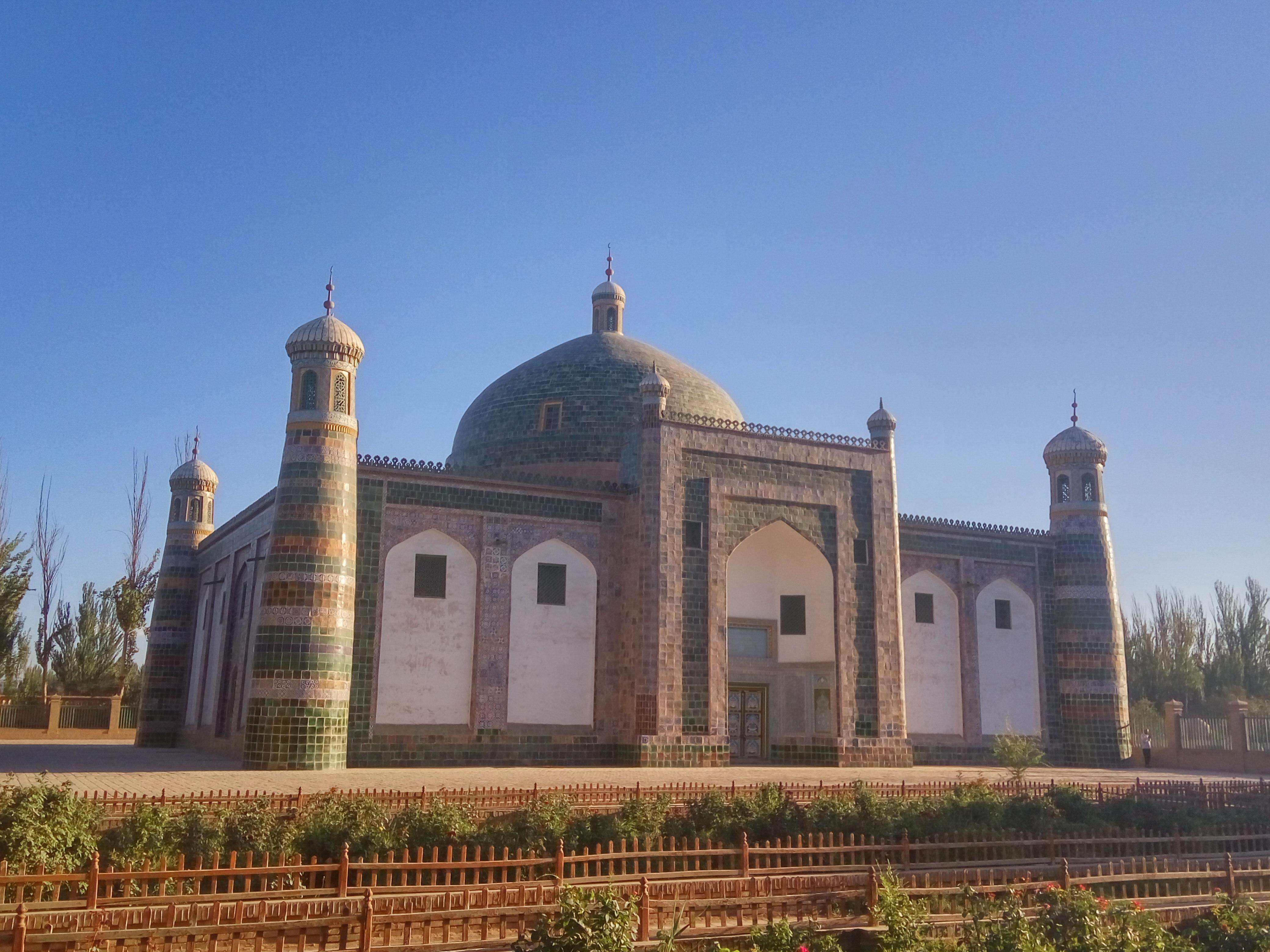 【携程攻略】喀什市香妃墓好玩吗,喀什市香妃墓景点样图片