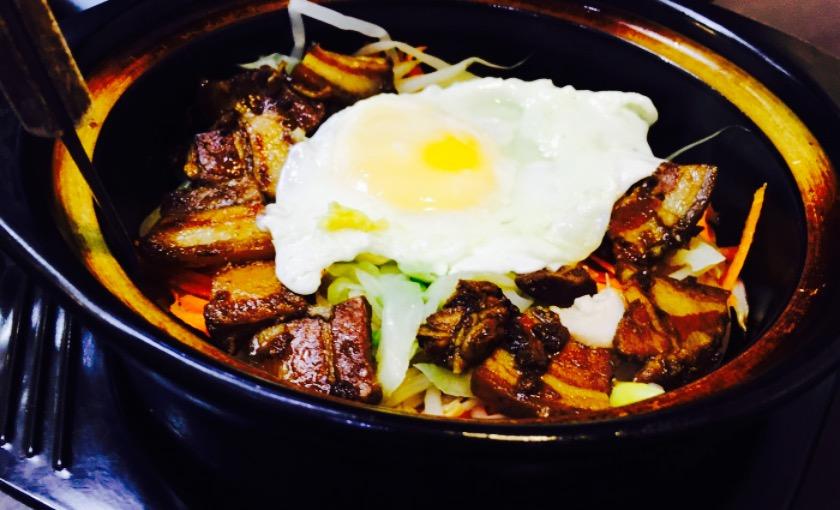 猪公猪婆韩式料理快餐(里颜港店)