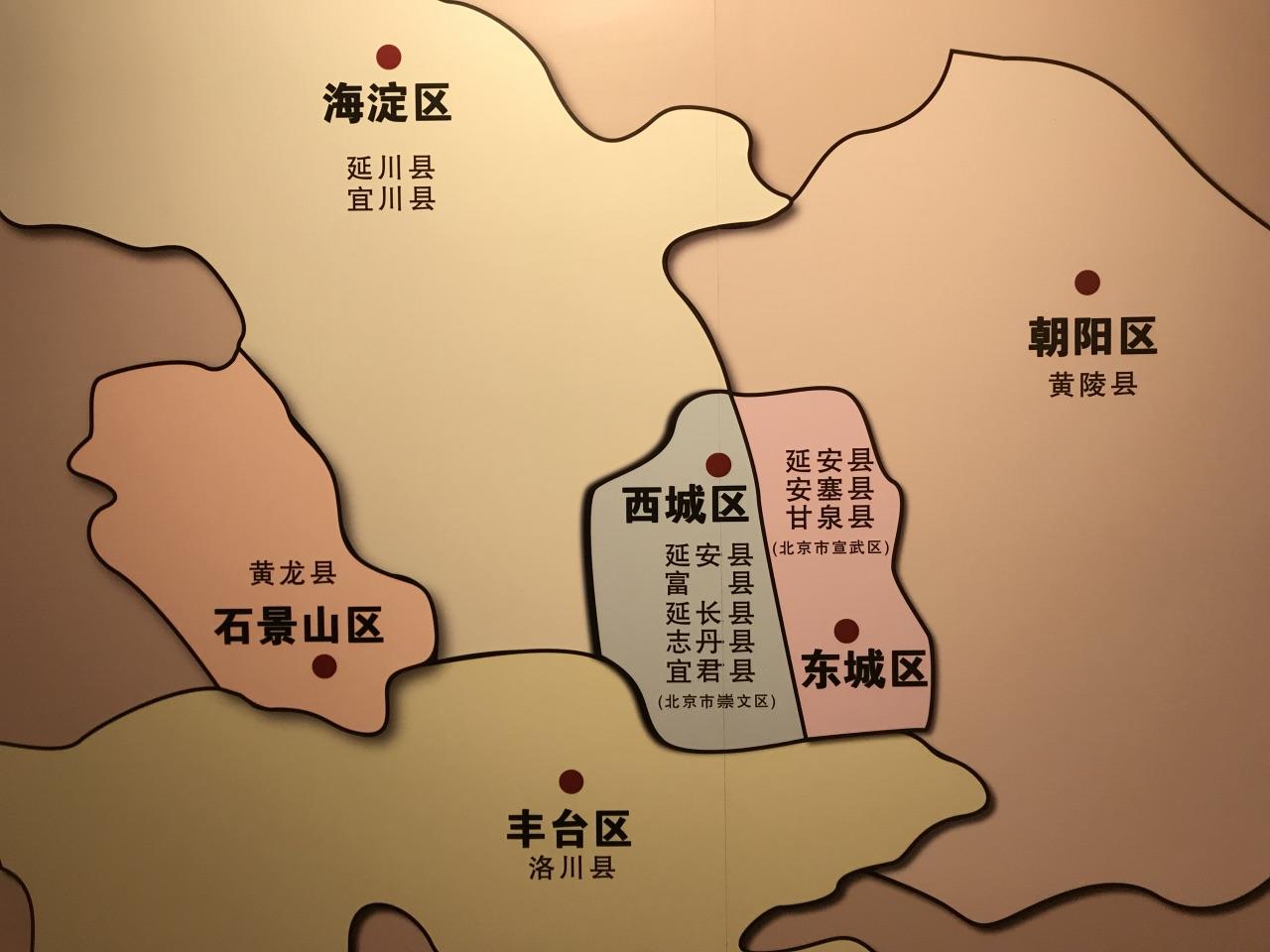 延安北京知青博物馆旅游景点攻略图