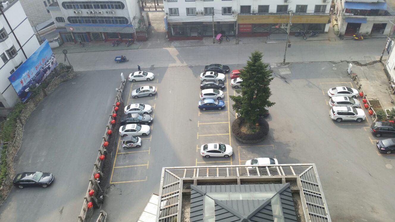 黄山歙县饭店图片