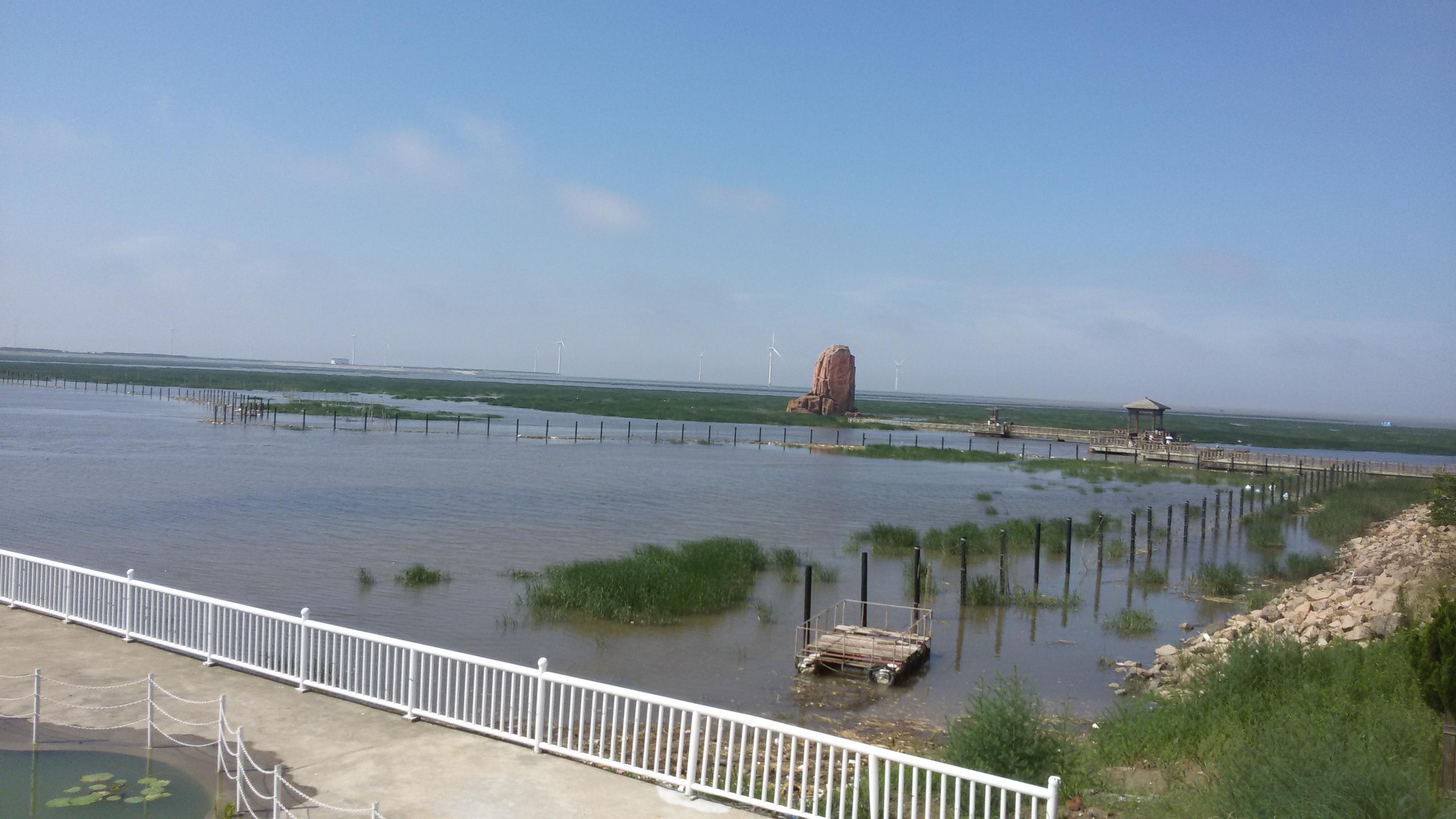 【携程攻略】江苏长沙海滩景点
