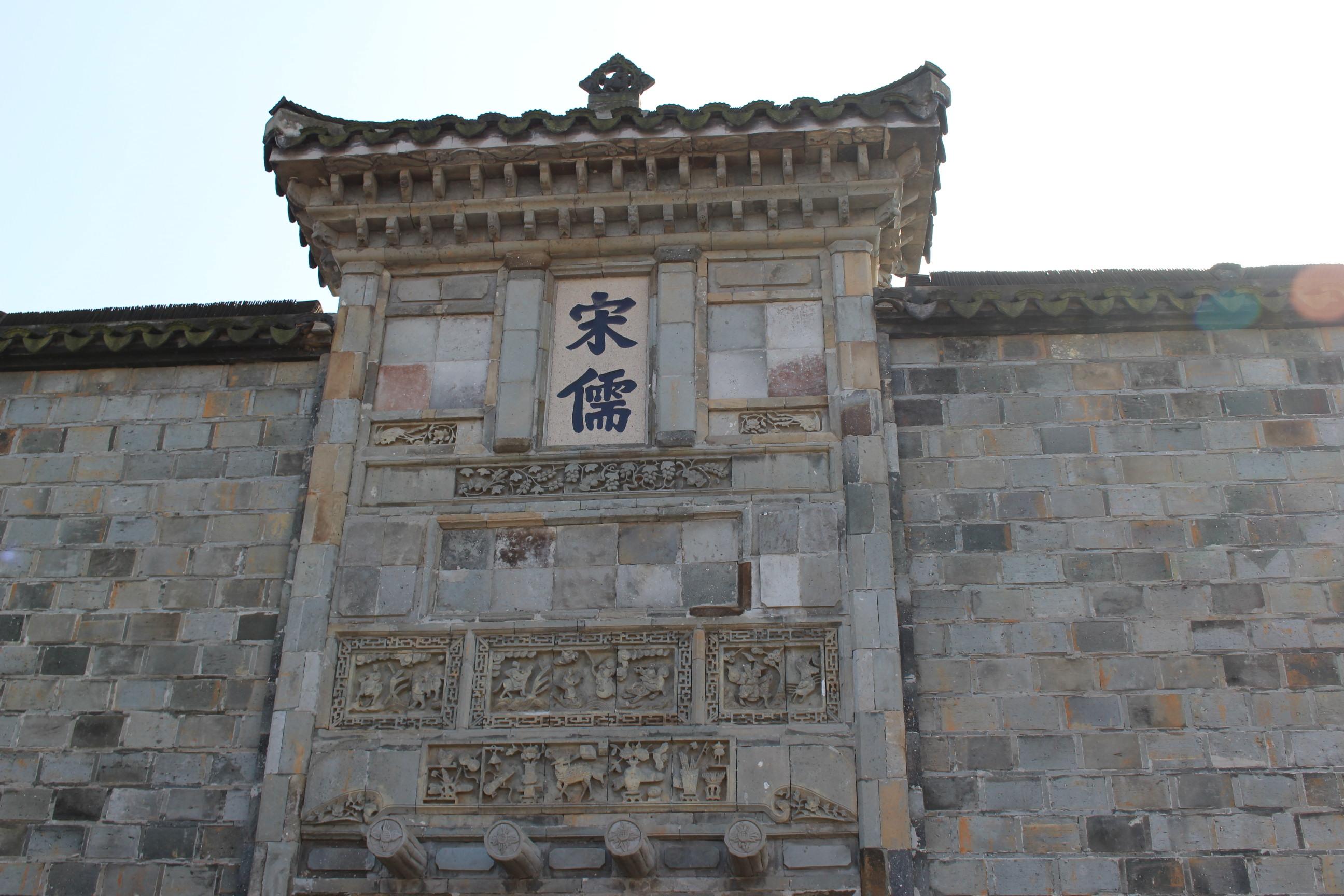 惠山手绘旅游小报