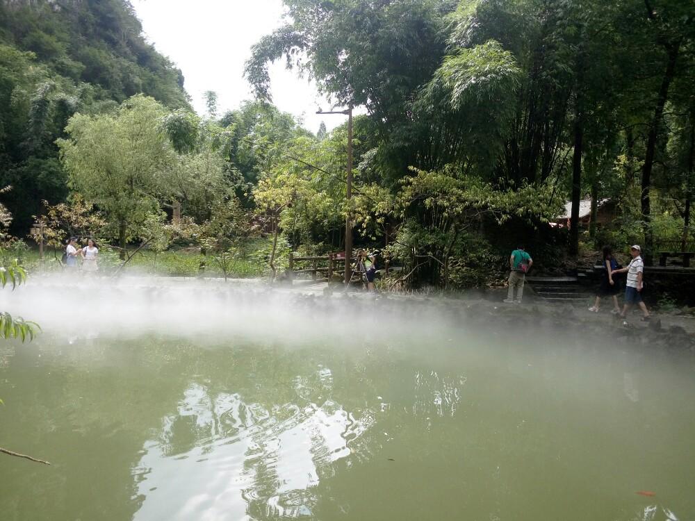 酉阳木叶乡风景图片
