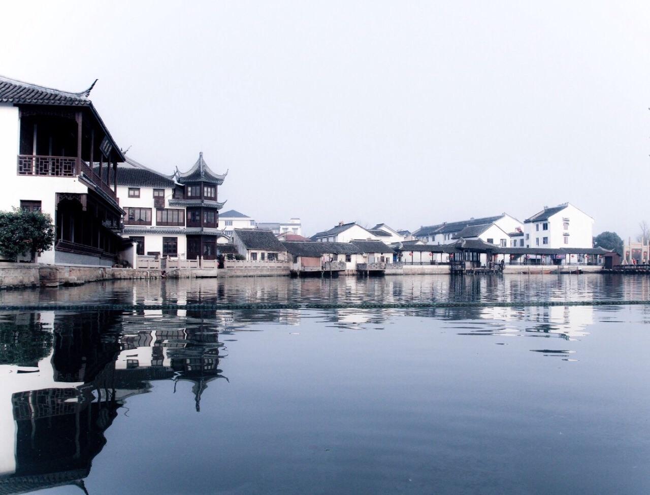 【携程攻略】昆山锦溪古镇景点,锦溪古镇,位於江苏省