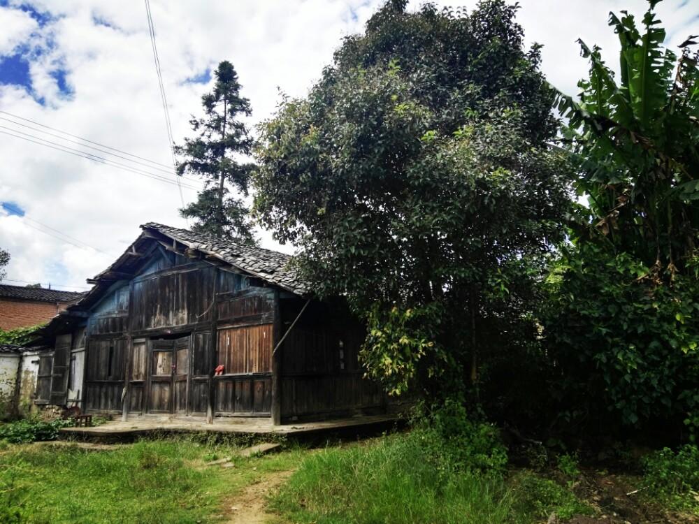 房屋设计图 古镇