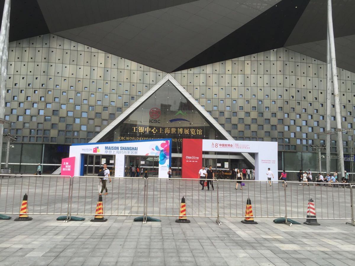 【携程攻略】上海上海世博展览馆景点