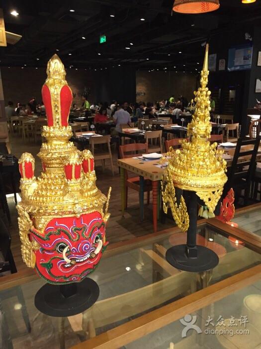 【携程攻略】上海天泰餐厅(港汇店)餐馆,环境特别好图片