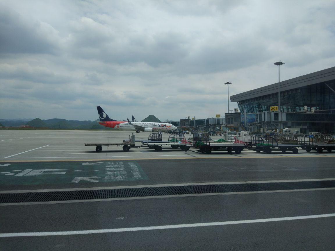 龙洞堡机场远期规划