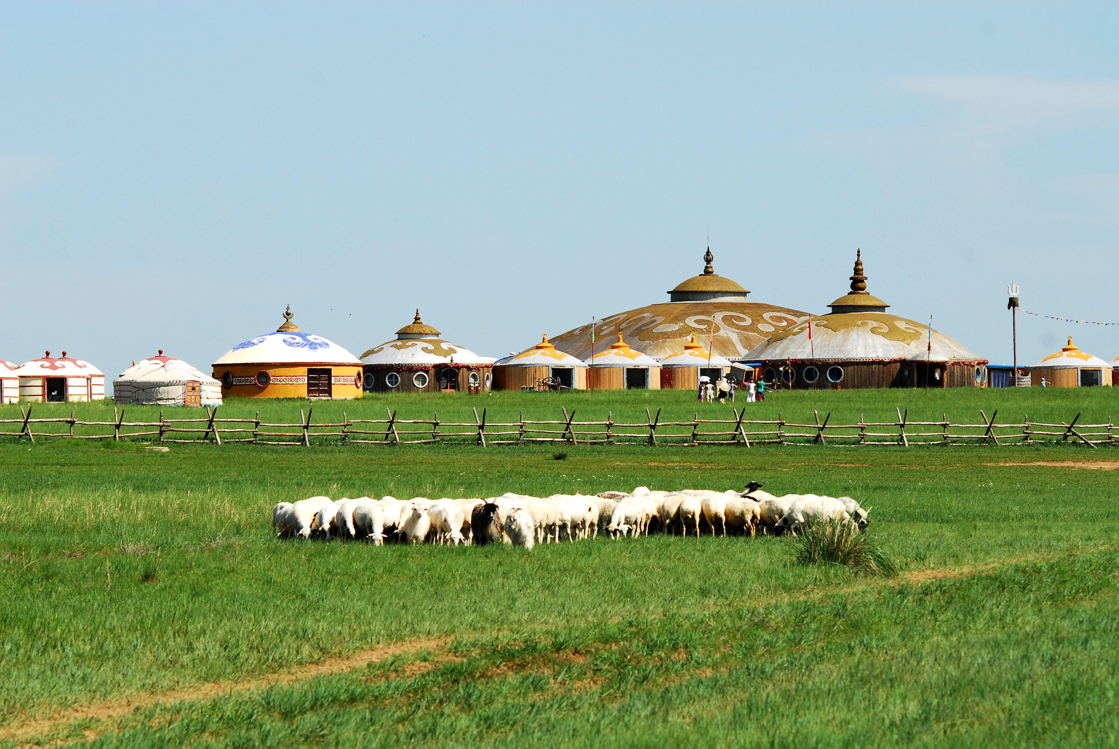 蒙古汗城旅游景点攻略图