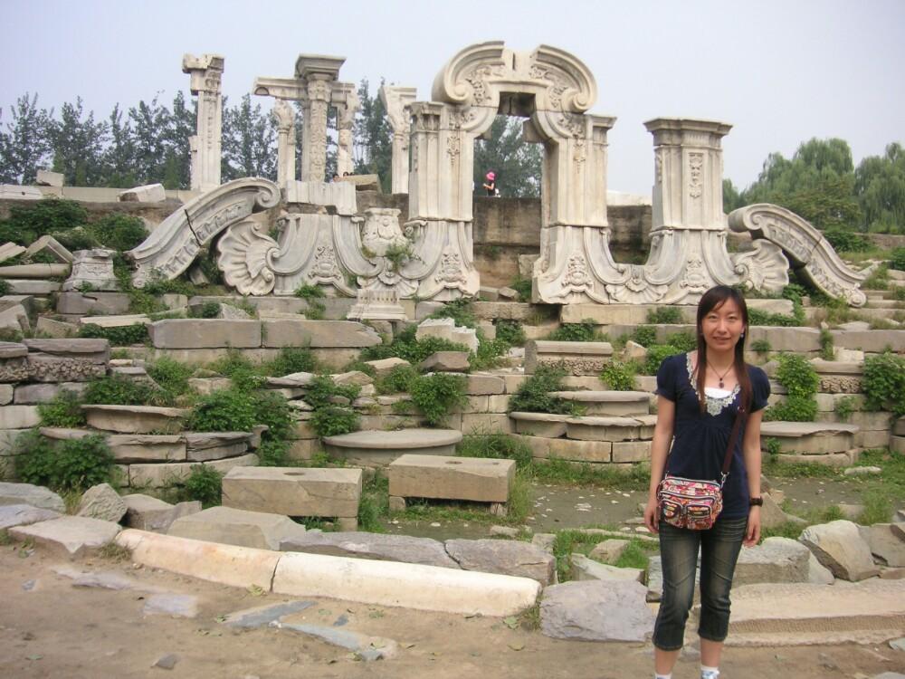 【携程攻略】北京圆明园景点,北京游的热门景点之一