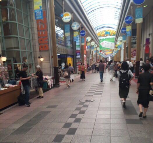 【携程攻略】长崎滨町商业街购物,如果打算来长崎购物