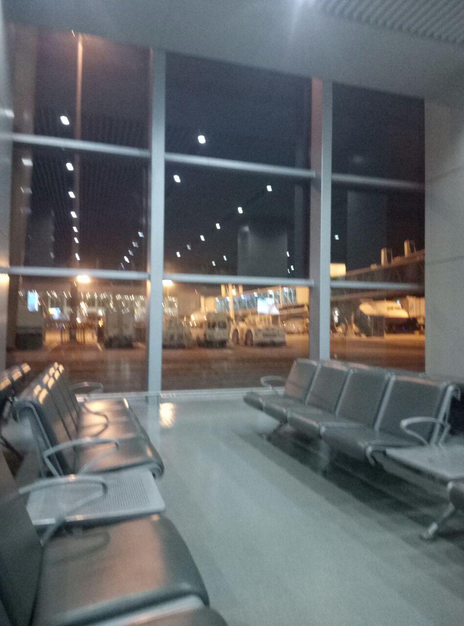 ulrica 贵阳的飞机场很大!交通建议使用嘀嘀!
