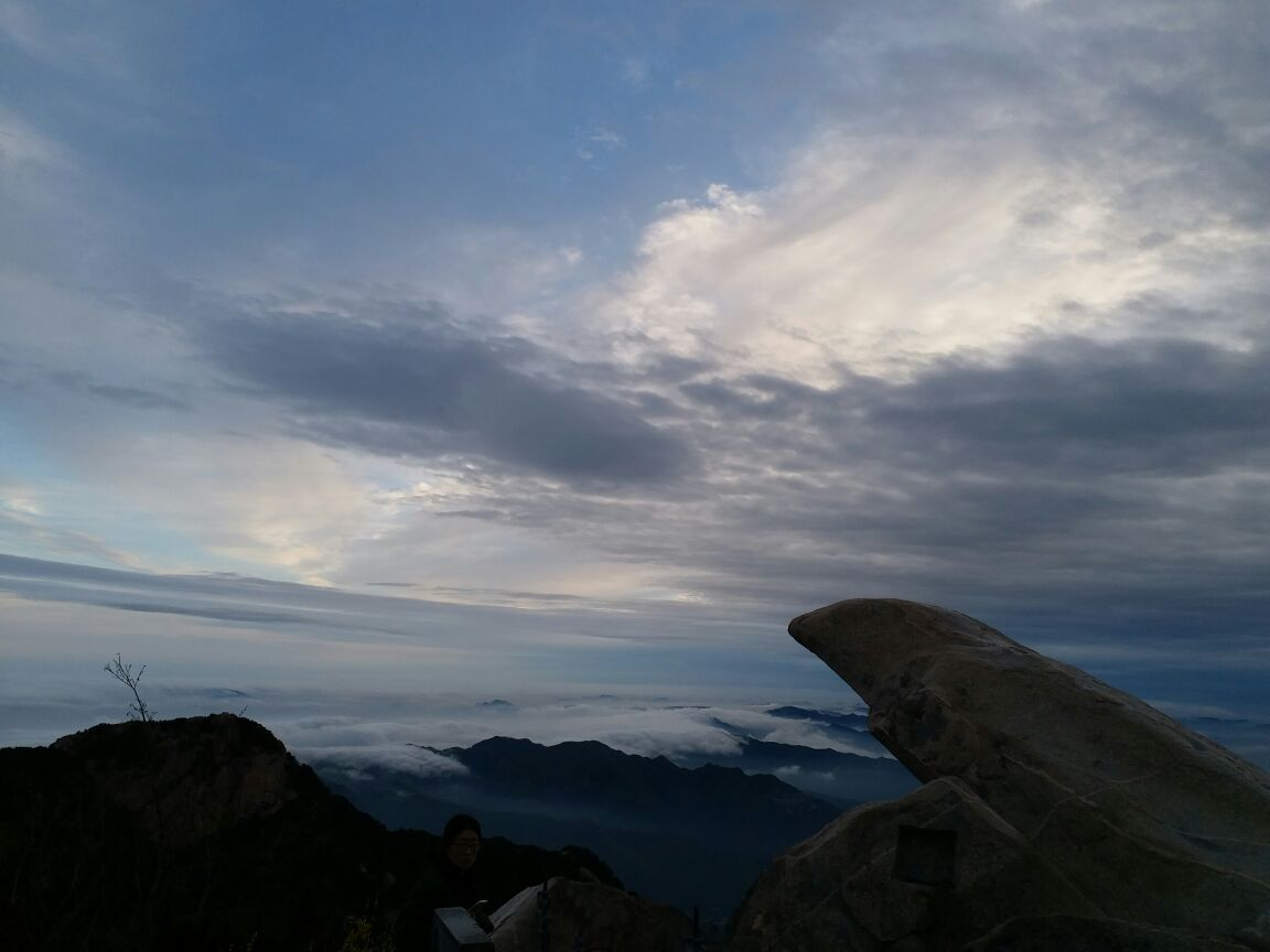 泰山风景区