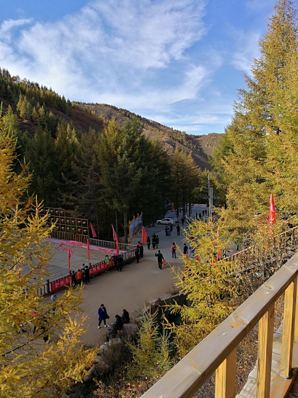 【携程攻略】兴和苏木山旅游区景点,无论哪个季节的山