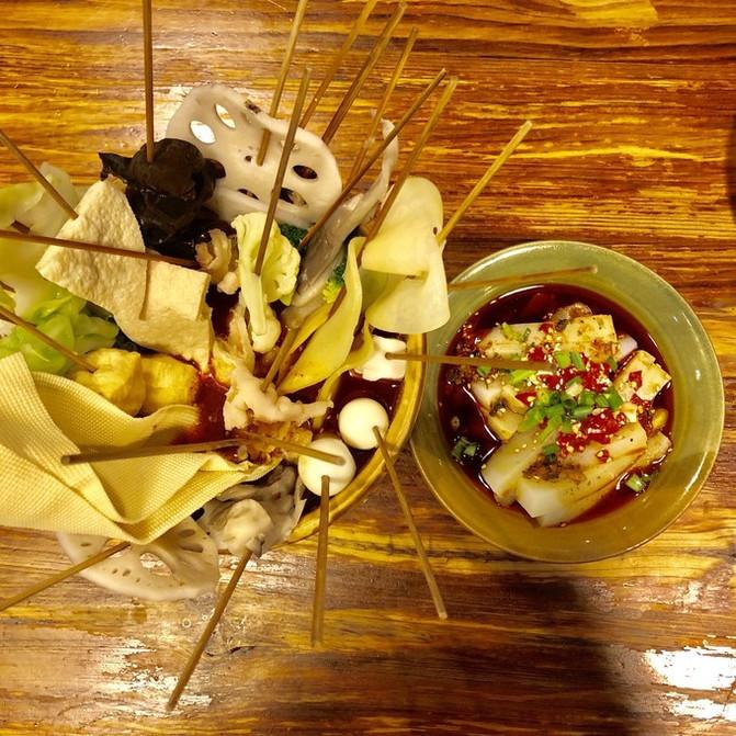 来北京v美食之美食攻略,最重要的是住一家南锣第三看a美食怎么季美食家不了图片