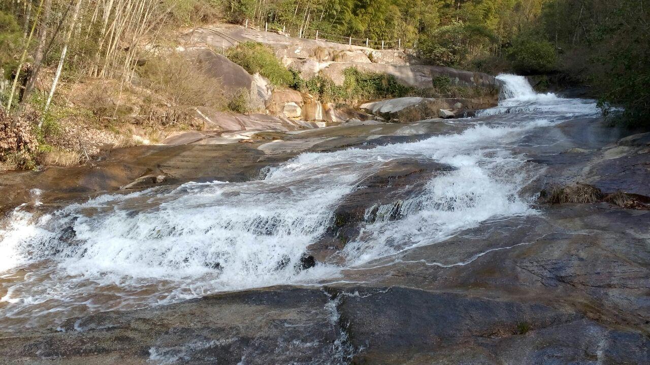 壁纸 风景 旅游 瀑布 山水 桌面 1280_720
