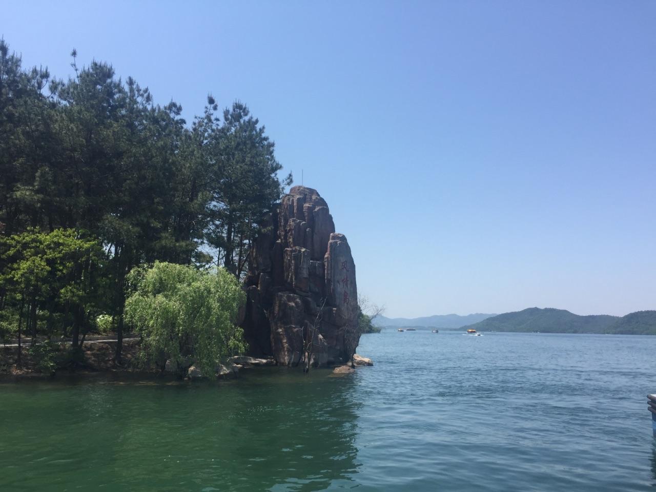 【携程攻略】舒城万佛湖风景区景点,风景很不错,值得