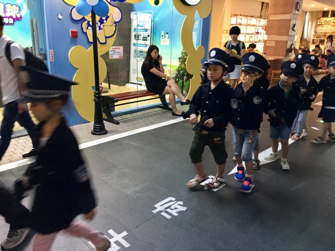 麦鲁小城儿童职业体验乐园