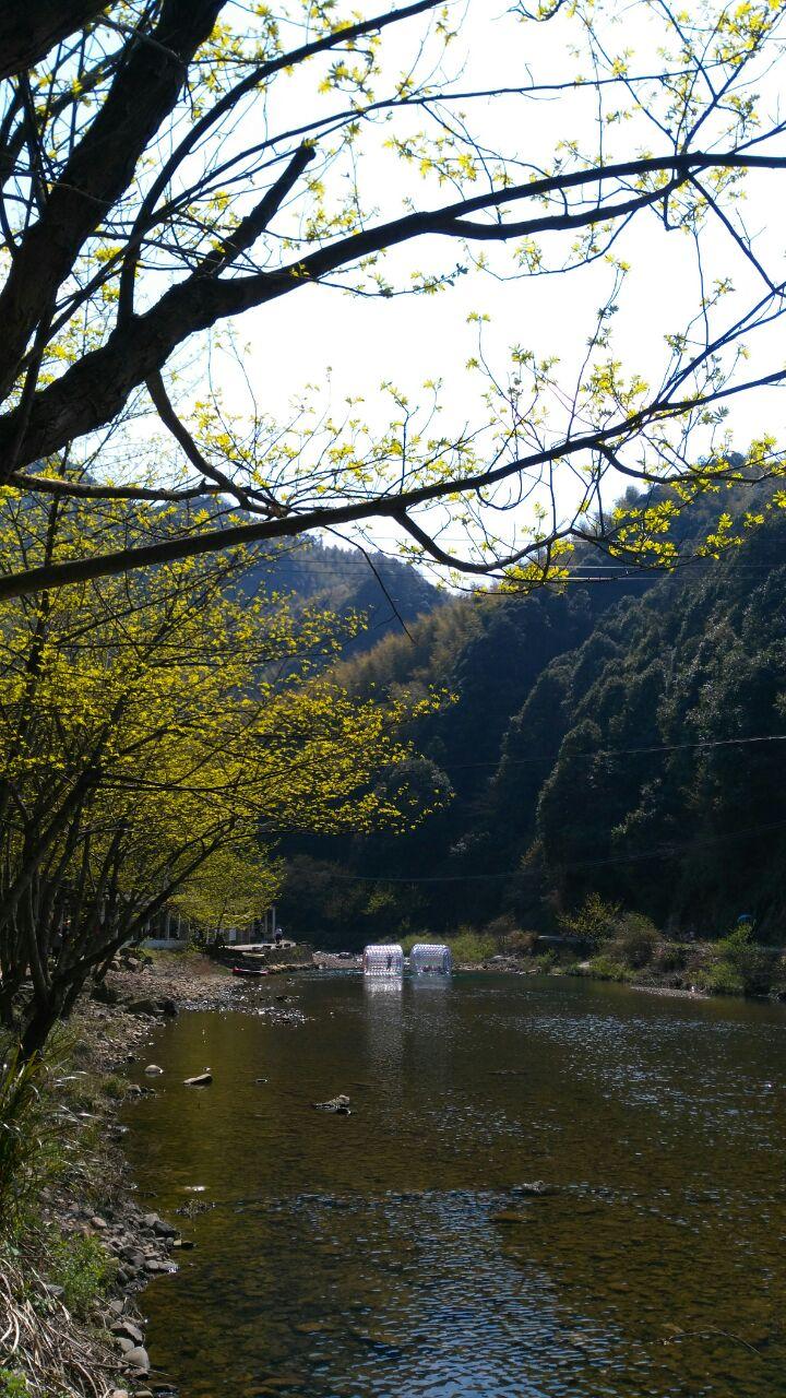 水墨汀溪风景区
