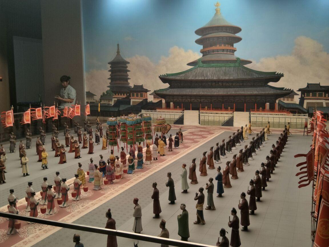 隋唐洛阳城国家遗址公园天堂明堂景区
