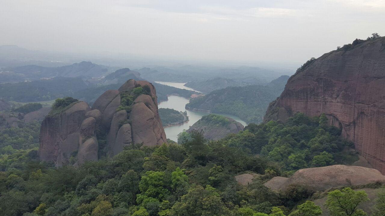 龟峰风景名胜区