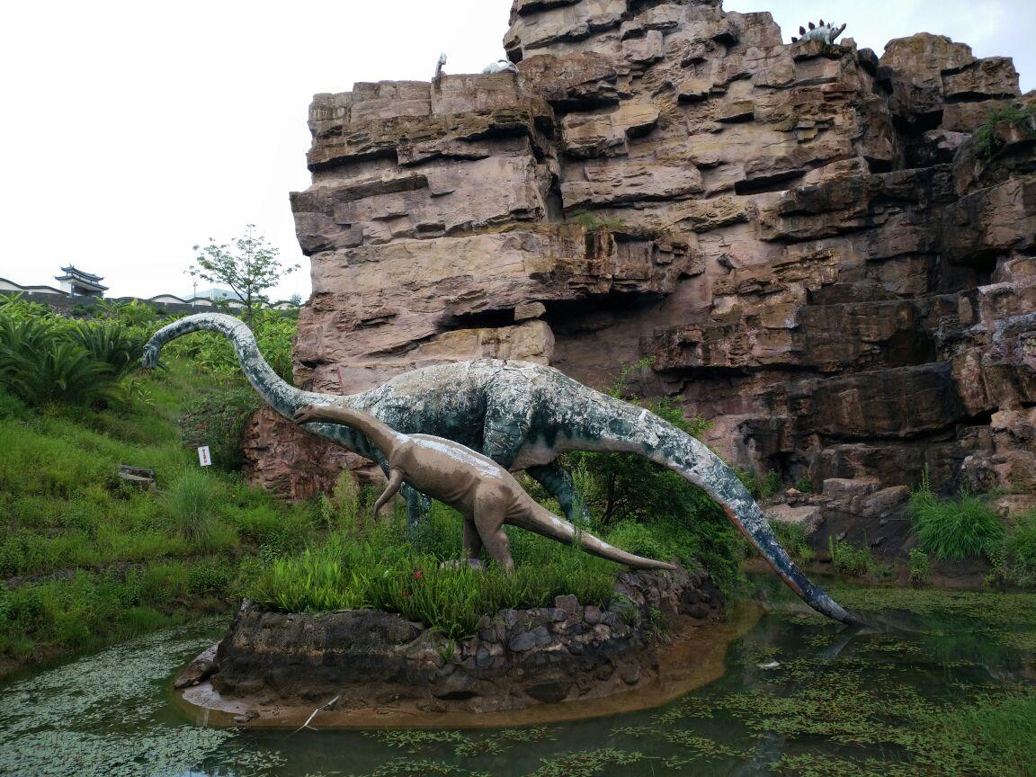禄丰世界恐龙谷