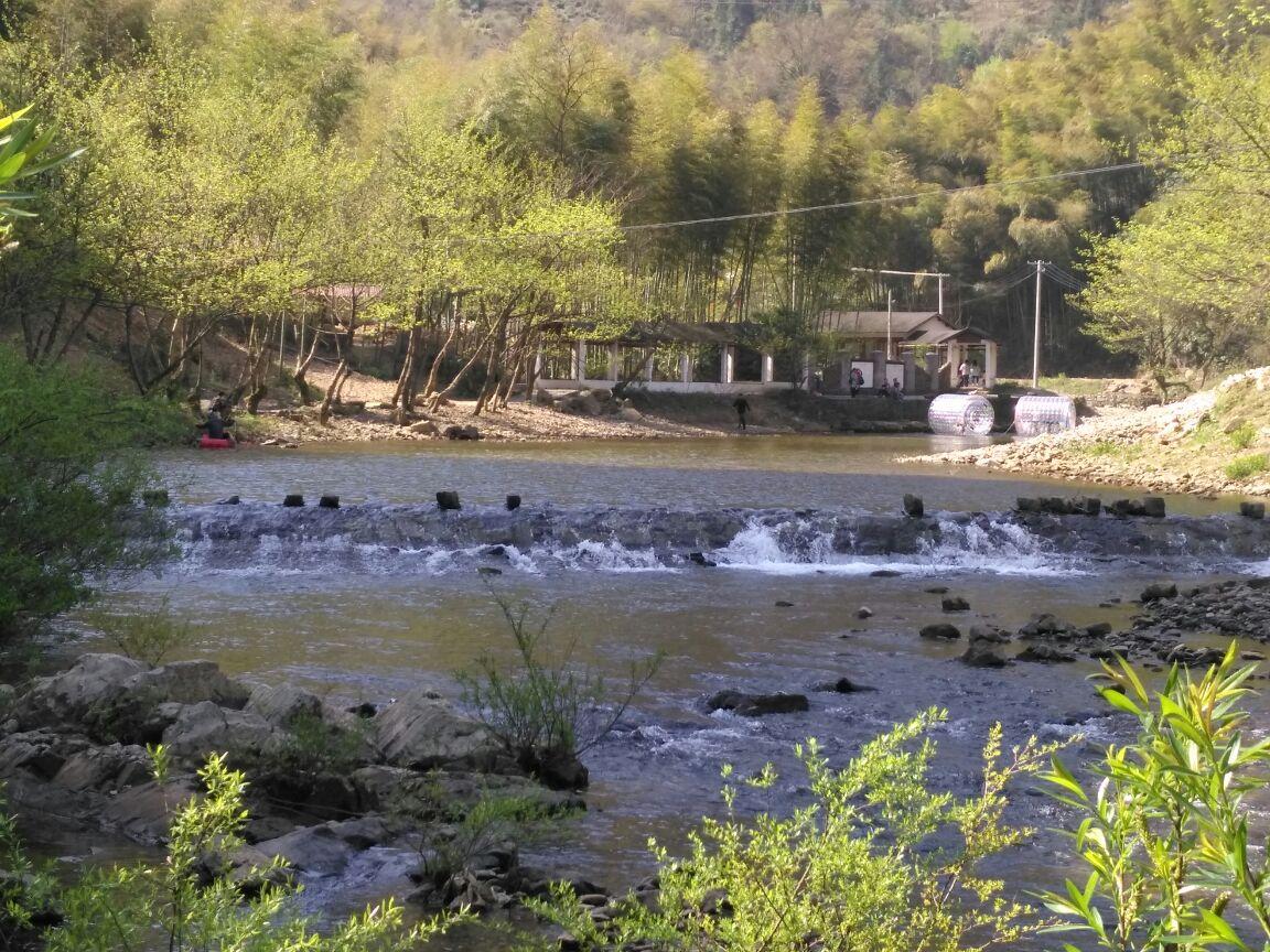 涇縣水墨汀溪風景區好玩嗎,涇縣水墨汀溪風景區景點樣