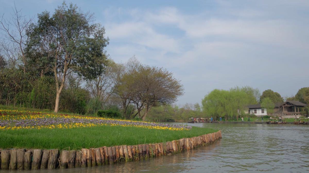 【携程攻略】浙江西溪湿地公园(东区)景点