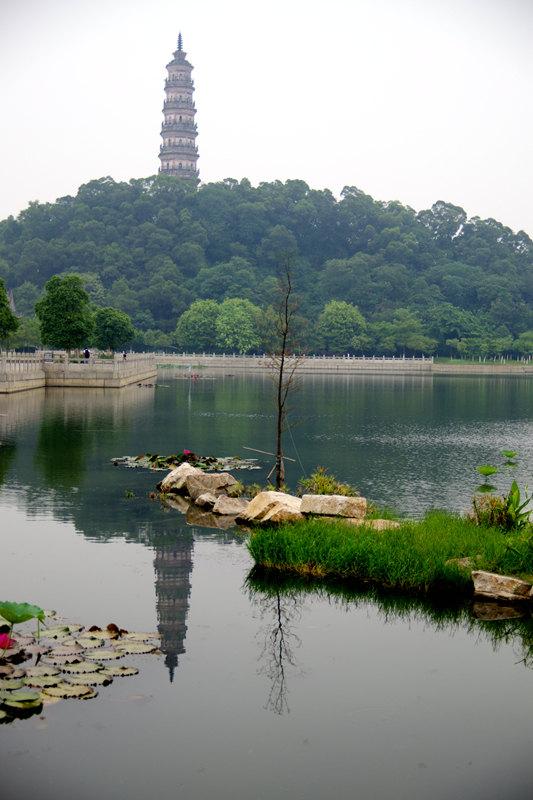 顺德区顺峰山公园好玩吗,顺德区顺峰山公园景点怎么样