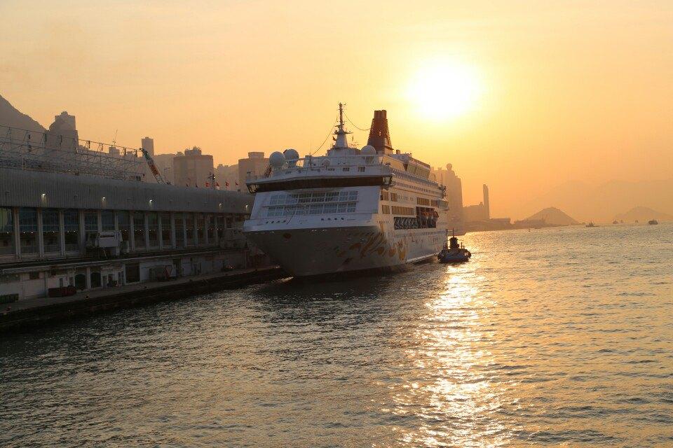 海上城堡-邮轮体验