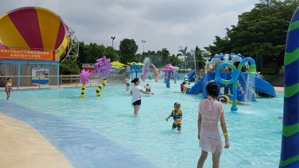 【携程攻略】广东广州长隆水上乐园好玩吗
